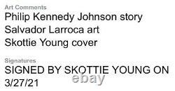 Alien #1 Skottie Young CGC Signature Series 9.8 Young Variant 2021 CGC SS