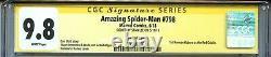 Amazing Spider-Man 798 CGC 9.8 SS Ramos cover Stan Lee 1st Red Goblin Anti-Venom