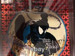 Amazing Spider-man 300 CGC 9.4 Todd Mcfarlane Signature Series First app Venom