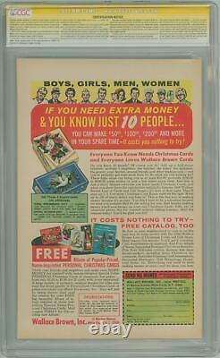 Avengers #55 1968 Cgc 9.4 Signature Series Signed Stan Lee 1st App Ultron