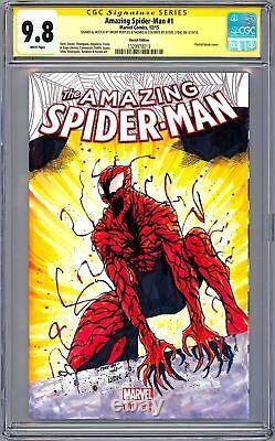 CBCS CGC 9.8 SS Signed Signature Series Yellow Label Graded Comic Book Grab Bag