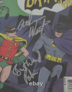 CGC Batman'66 No. 1, 2013, Signature Series 9.8, Signed by Adam West, Burt Ward