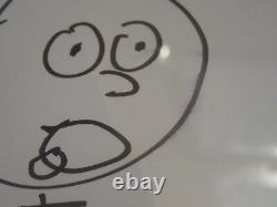 CGC Signature Series Rick and Morty #30 Bad Morty Signed Sketch Dan Harmon 9.8