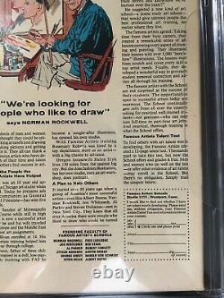 Fantastic Four #52 CGC 9.0 Signed Stan Lee And Joe Sinnott (Jul 1966, Marvel)