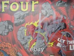 Fantastic Four Annual #6 CGC 9.4 SS Signed Stan Lee & Sinnott 1st Annihilus