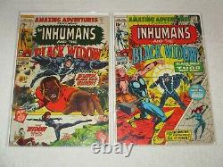 Neal Adams Bronze Age Lot! X-men 60 Cgc Signature Series Batman 244 Avengers 93