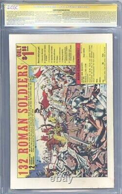 Silver Surfer #1 CGC 0.5 Signature Series SS Signed by Stan Lee 1968 Origin