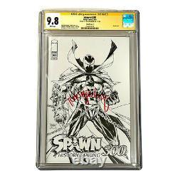 Spawn #300 Variant CGC 9.8 SS Signature Series Signed Todd McFarlane