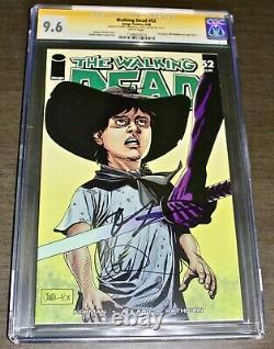 The Walking Dead #52 CGC Signature Series