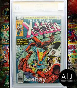 Uncanny X-Men #129 NM+ 9.6 (Marvel) CGC Signature Series Stan Lee CASE CRACKED