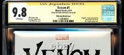 Venom #1 CGC 9.8 SS Todd McFarlane Incentive Variant H Signed Spiderman