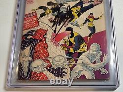 X-Men #1 CGC 4.0 Signature Series Signed by Stan Lee 1st X-Men & Magneto 1963