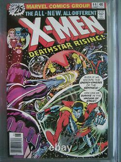 X-Men #99 CGC 9.4 SS Signed Chris Claremont 1st Black Tom Cassidy