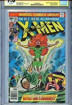 X-Men Vol 1 101 CGC 9.8 SS Claremont 1st Phoenix Wolverine Storm Nightcrawler WP