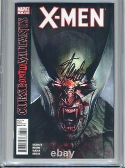 X-Men Vol 3 4 CGC 9.8 SS Granov variant Stan Lee Wolverine Blade Dracula Jubilee