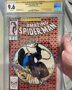 Amazing Spider-man 300 Cgc 9.6 Mcfarlane Signature Series
