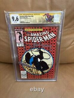 Amazing Spiderman 300 Cgc 9.6 Série Signature
