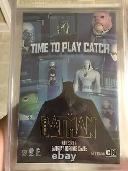 Batman'66 Numéro 1 Cgc 9.8 Signature Series Signed By Adam West & Burt Ward