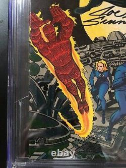 Fantastic Four #52 Cgc 9.0 Signé Stan Lee Et Joe Sinnott (jul 1966, Marvel)