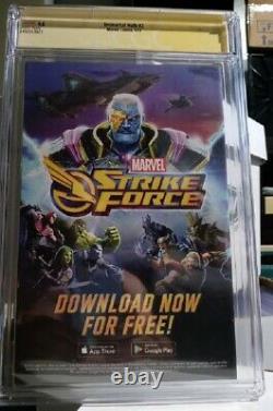 Immortal Hulk 2 Cgc Ss 9.8 Alex Ross Signé 1er Dr. Frye Mcu