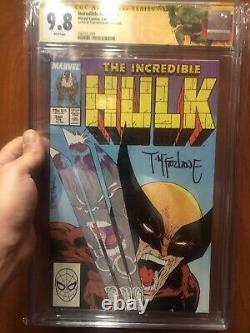 Incroyable Hulk 340 Cgc 9.8 Mcfarlane Signature Series