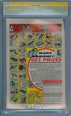 Marvel Spotlight #2 Cgc 8.0 Série Signature Signée Conway Adams 1er Loup-garou