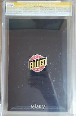 Meilleur Événement Homme Radioactif Jamais #1 Cgc 9,6 Ss Bongo Comics 2009 Les Simpsons