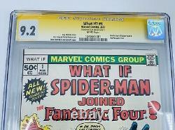 Que Se Passe-t-il Si La Première Cgc 9.2 Série De Signature Signifiée Par Les Vengers De Stan Lee
