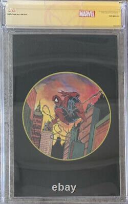 Spider-man #1 Platinum Cgc 9.6 White Pages Signature Series Signé Mcfarlane