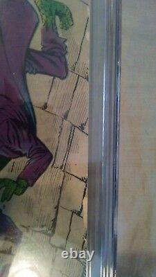Stan Lee Main Signée Amazing Spider-man #6 Cgc 6.0 Signature Série 1er Lizard