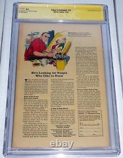 Tales To Astonish #74 Cgc Signature Series Autographe Stan Lee Décès De Leader