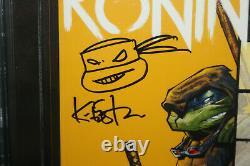 Tmnt Le Dernier Croquis Ronin #1 De Kevin Eastman Cgc Signature Series 9.9 2020