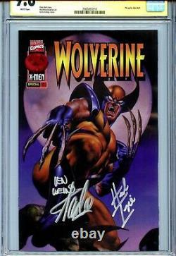 Wolverine Special 102,5 Cgc 9,6 Ss X3 Stan Lee Herb Trimpe Lein Wein Vallejo