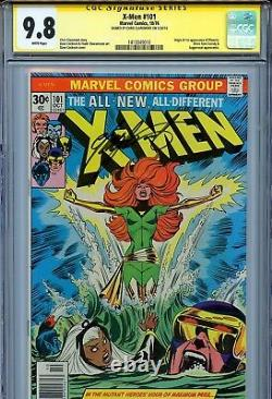 X-men Vol 1 101 Cgc 9.8 Ss Claremont 1er Phoenix Wolverine Storm Nightcrawler Wp